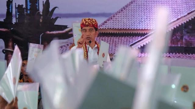 Jokowi: Banyak yang Kompori Masyarakat, Jadi Panas Semuanya