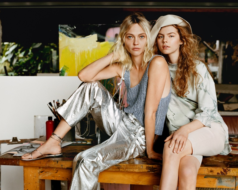 Mango Spring/Summer 2019 Campaign