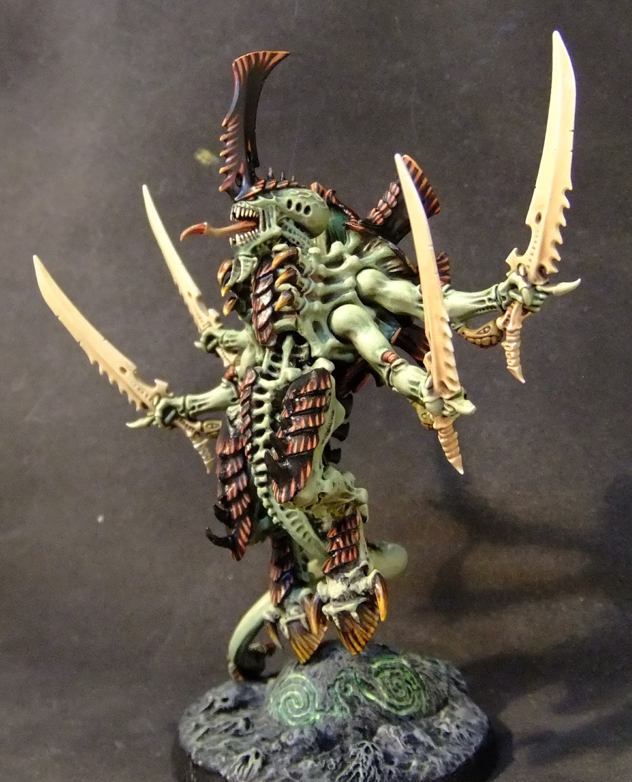 Chucking Monkeys Modelling For Advantage The Swarmlord