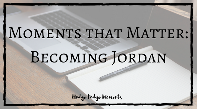Moments that Matter: Why I Share My Stories