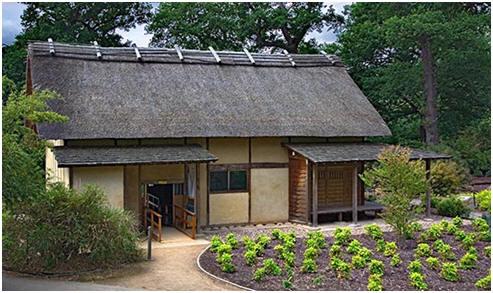 Geschichte des klimagerechten bauens feuchtwarmes klima for Casa giapponese