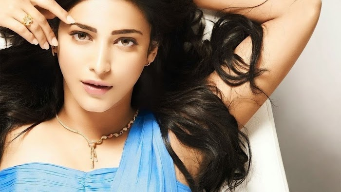 ABOUT SHRUTI HASSAN