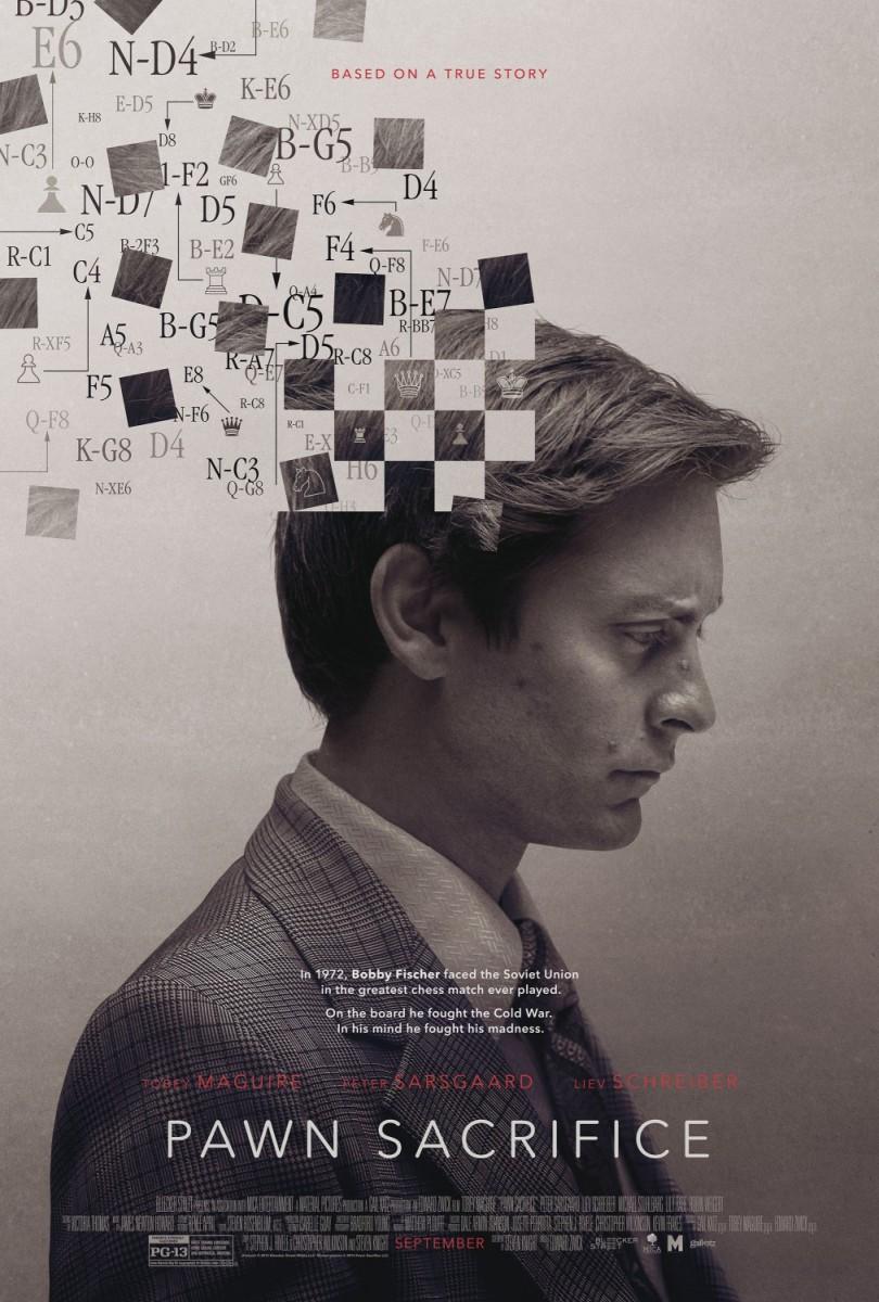 EL CASO FISCHER - cartel de la película