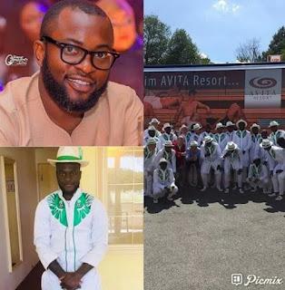 Meet Esimaje Vincent Awani – Super Eagles Ceremonial Outfit Designer