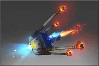 Clockwerk - Paraflare Cannon