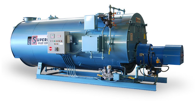 Marine boilers – Essential machinery on the ship