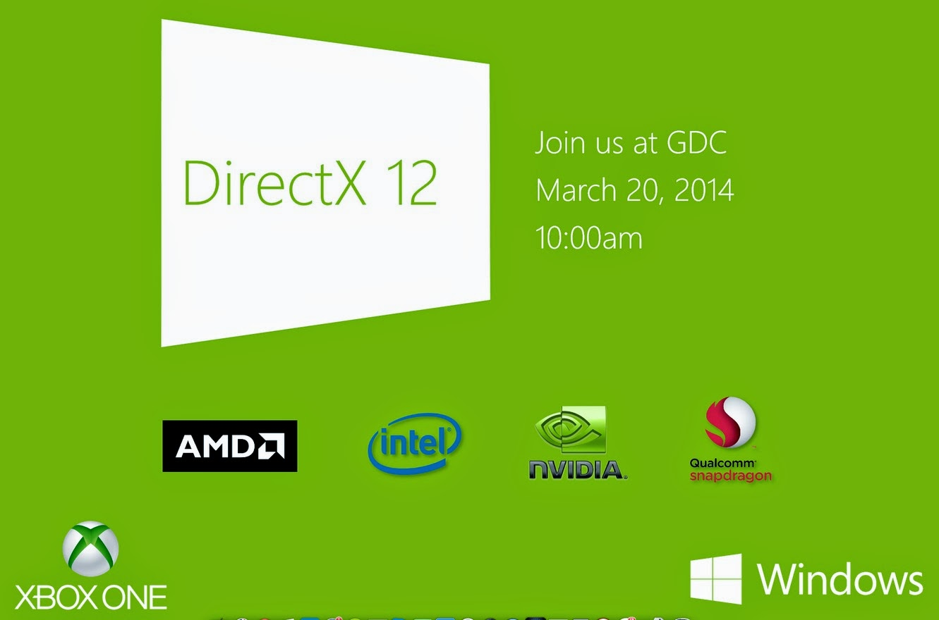 Free Download DirectX 12 For Windows