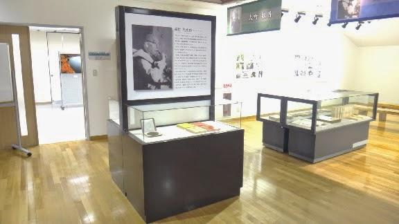 Takamura Kotaro Exhibit Lake Towada Tourist Center Puratto 十和田市十和田湖観光交流センターぷらっと 高村光太郎展示