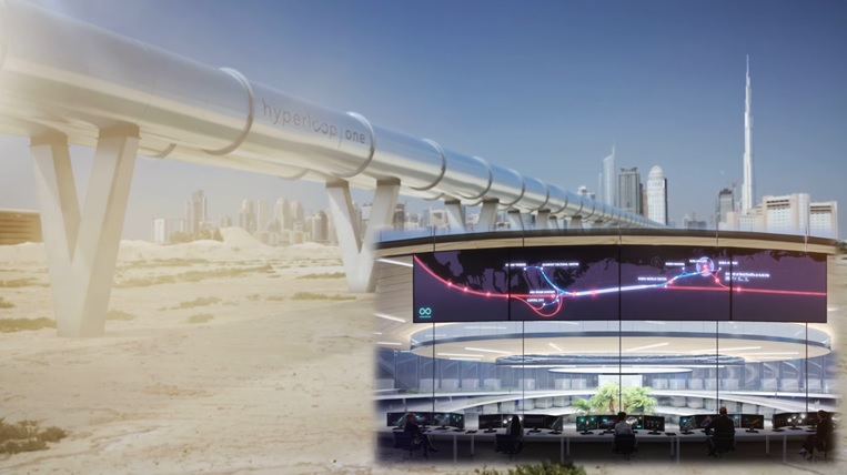 Hyperloop - The Future of High-speed Commuting is Here!