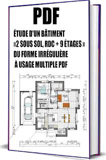 bâtiment, béton, SAP2000, Socotec, RPA 99/2003,BAEL91