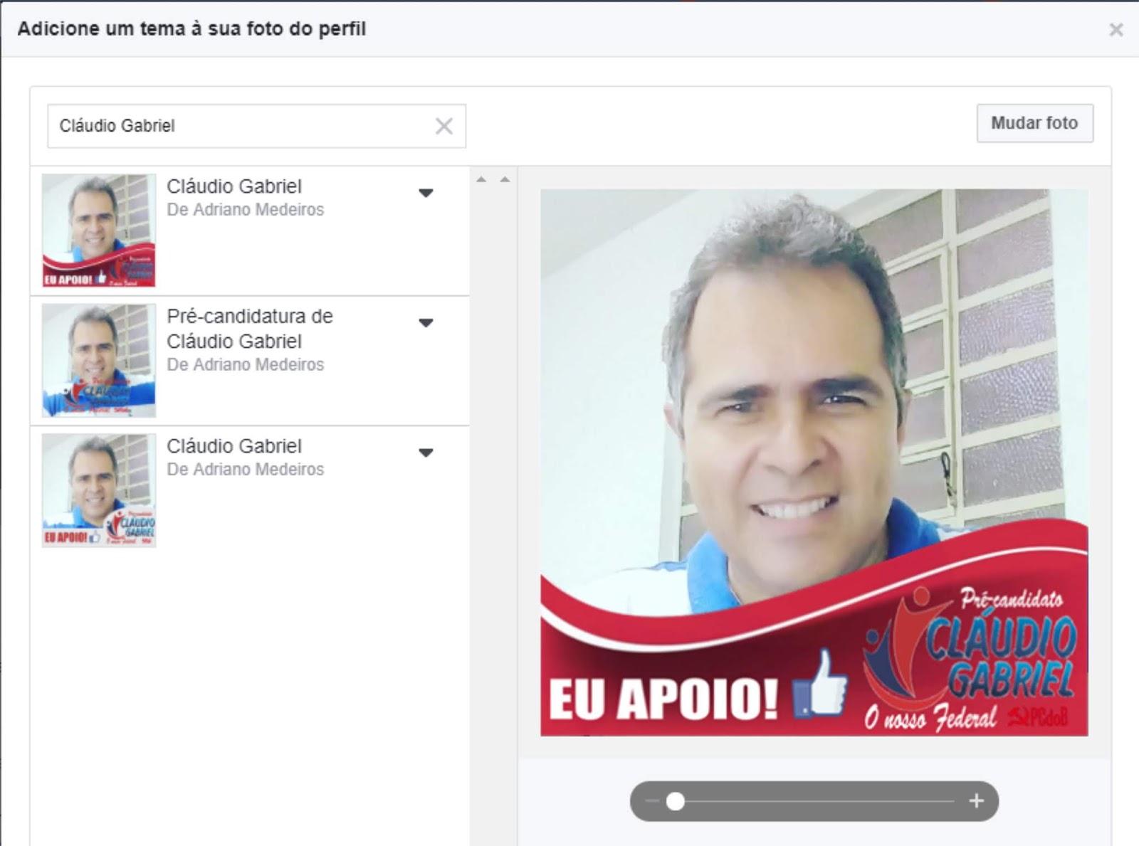Juscelino Franca Adicione Temas Da Pre Candidatura De Claudio