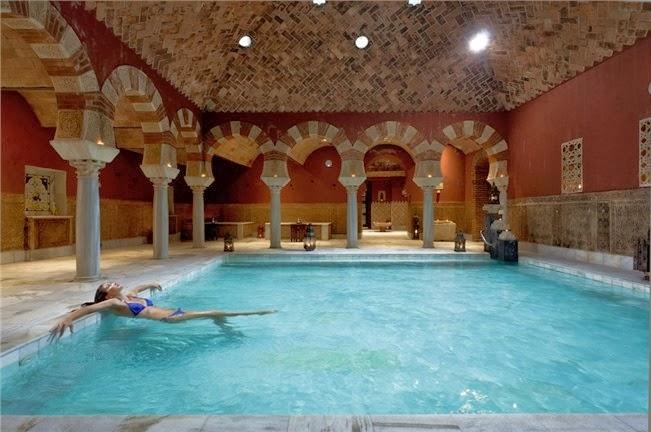 Hamman Al Andalus, baños árabes en Córdoba
