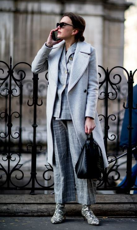 THE BEST STREET STYLE LOOK TO TRY THIS FALL 2018