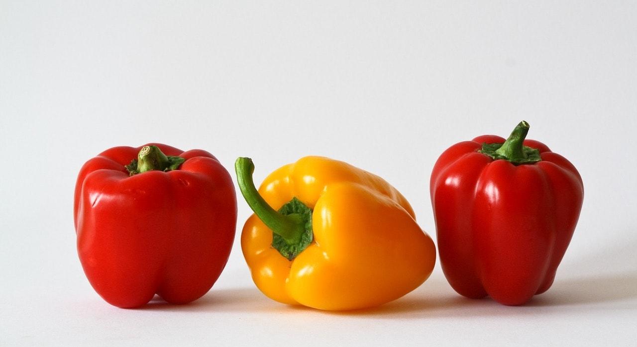 Paprika Vegetables