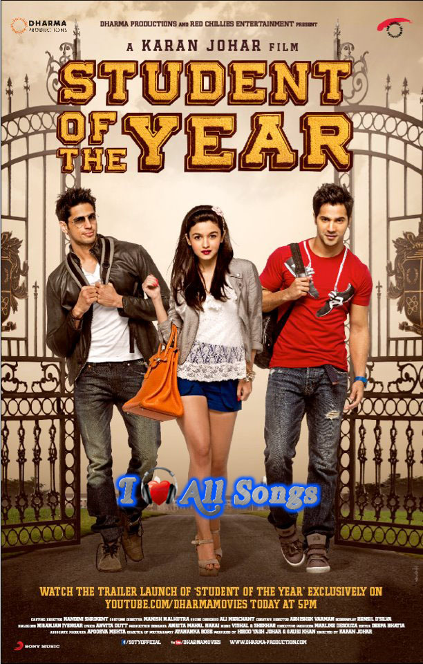 Download film student of the year in hd.