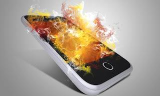 Tips Cepat Dan Ringan Mengatasi Android Yang Cepat Panas