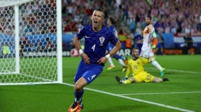 Live Streaming Kroasia vs Inggris