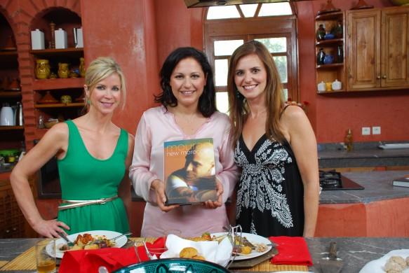 Choumicha. Marokańska gwiazda telewizji co odkrywa sekrety rodzimej kuchni