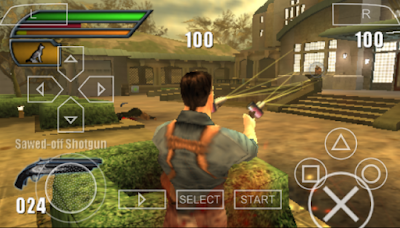 Download Game PPSSPP Dead to Rights Reckoning ISO Ukuran Kecil Terbaru