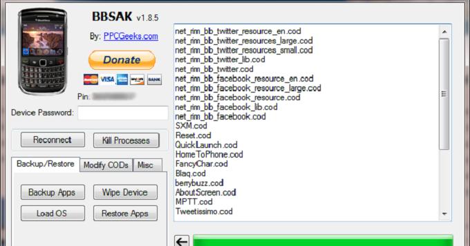 Download Bbsak Repair Tool For Blackberry Os 4 To 7 Teknokia