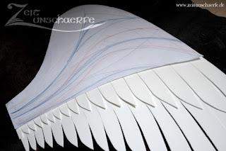 Form der Flügel | www.Zeitunschaerfe.de