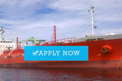 Urgent Pumpman, Bosun, Cook For Chemical Tanker Ship