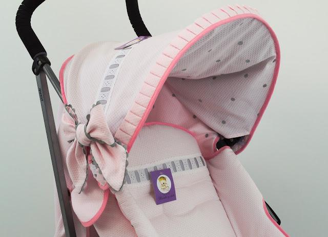 Maclaren Quest colchoneta rosa