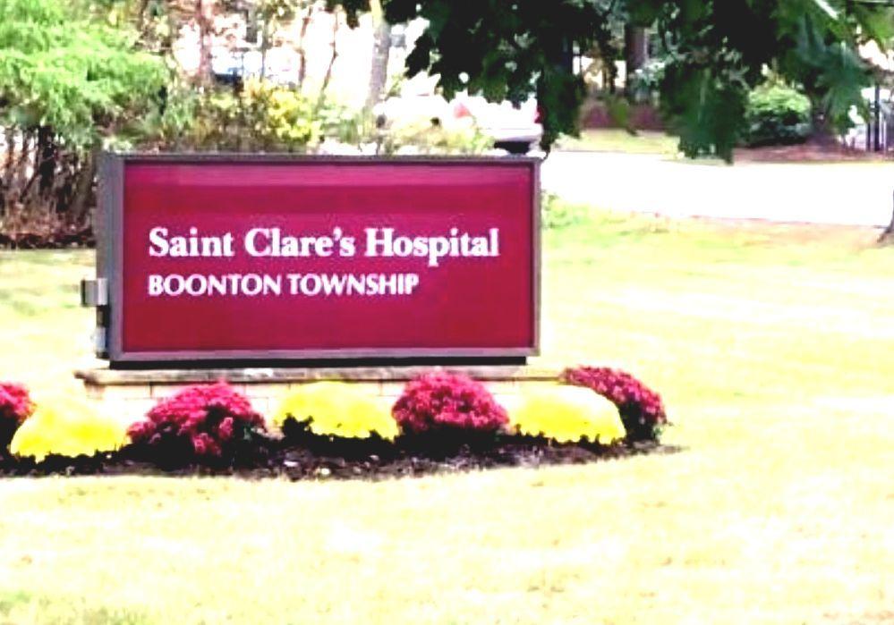Saint Clare S Hospital At Boonton Township St Clare Hospital Nj