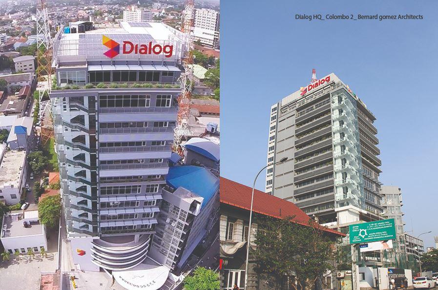 Wallspan, The Facade Experts: Dialog Axiata HQ Tower