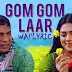 Gom Gom Laar Song Lyrics | Haldaa | Mosharraf Karim, Tisha