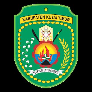 Logo Kabupaten Kutai Timur Vector