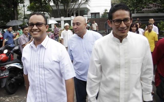 Anies-Sandi Dilantik, Gaji PNS DKI Jakarta Diturunkan, Simak Alasan M Taufik