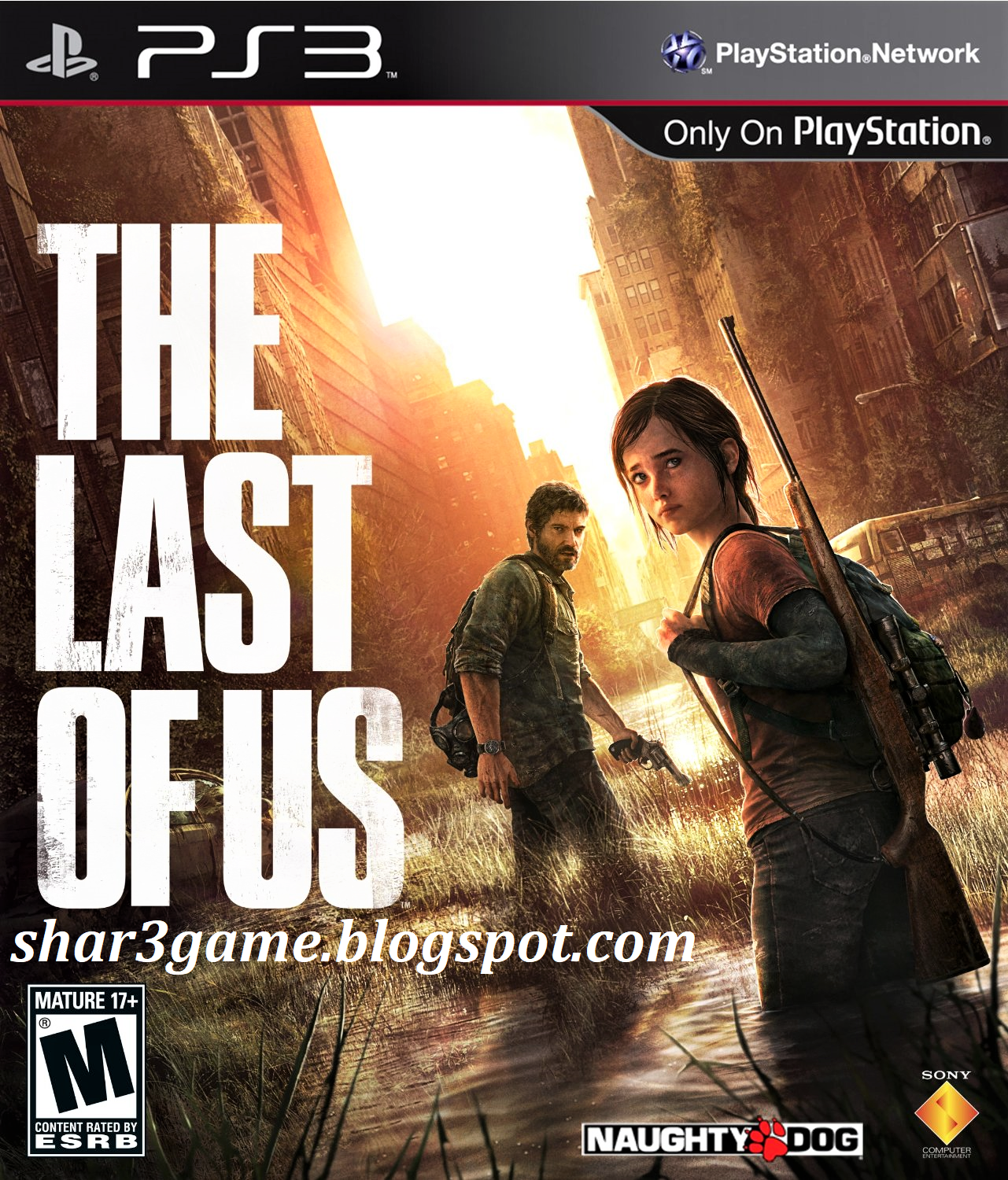 SHAR3GAME - Free Download Game + DLC PKG PS3: The Last of Us