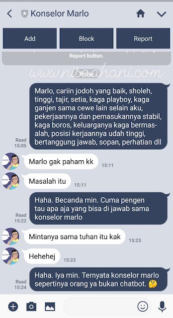 Marlo-Chatbot-Line