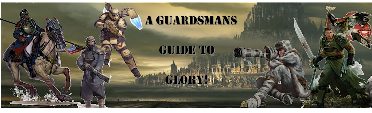 A Guardsman's Guide to Glory