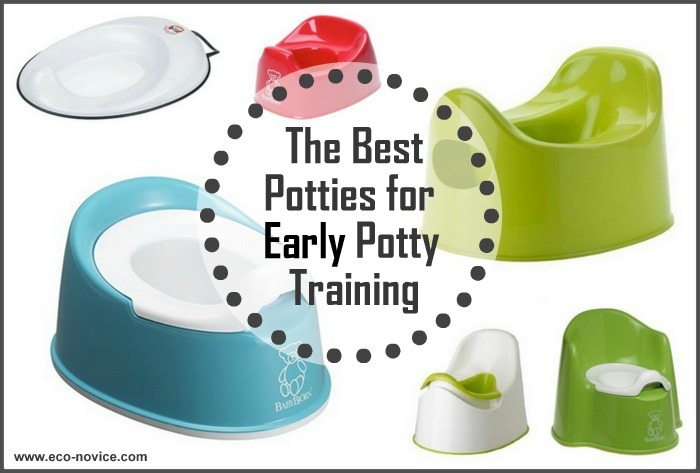 It isnu0027t about getting your 9-month-old to pee every single time in a potty. Itu0027s about sometimes giving your baby ...  sc 1 st  Eco-novice & The Best Potties for Early Potty Training ~ Eco-novice