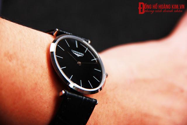 Đồng hồ nam dây da giá dưới 1 triệu L139