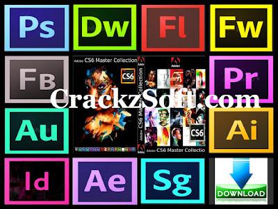 Adobe CC Collection 2017 - CrackzSoft