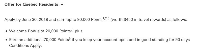 Rewards Canada: HSBC World Elite Mastercard - Up to 60,000 bonus