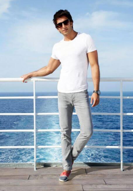 Mastani Star Ranveer Singh New Look HD Photo Download