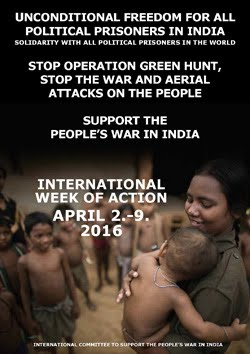 International Week of Action April 2-9