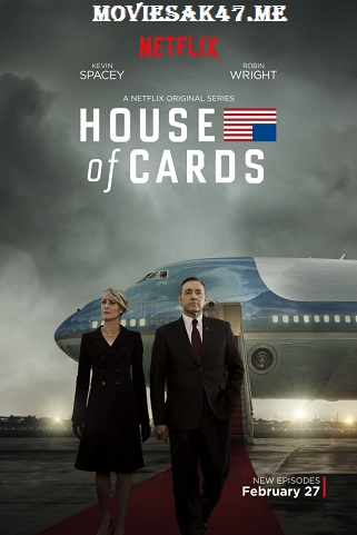 House of Cards Season 5 Complete Download 480p 720p