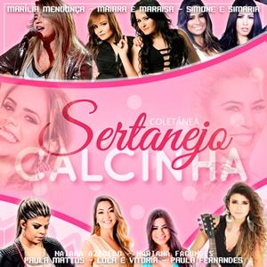 CD Sertanejo Calcinha 2016 - CD - Sertanejo Calcinha - Lançamento 2016