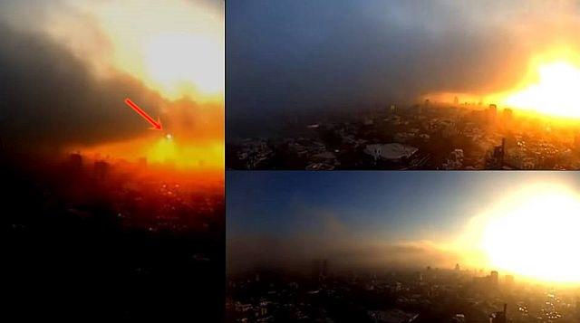 NIBIRU News ~ NIBIRU OBJECTS CRASHING AROUND THE SUN plus MORE Anomaly%2Bsun%2Bsunrise%2Bmexico