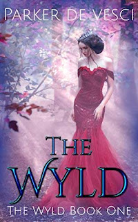 The Wyld: A Reverse Harem Fantasy sale book promotion Parker de Vesci