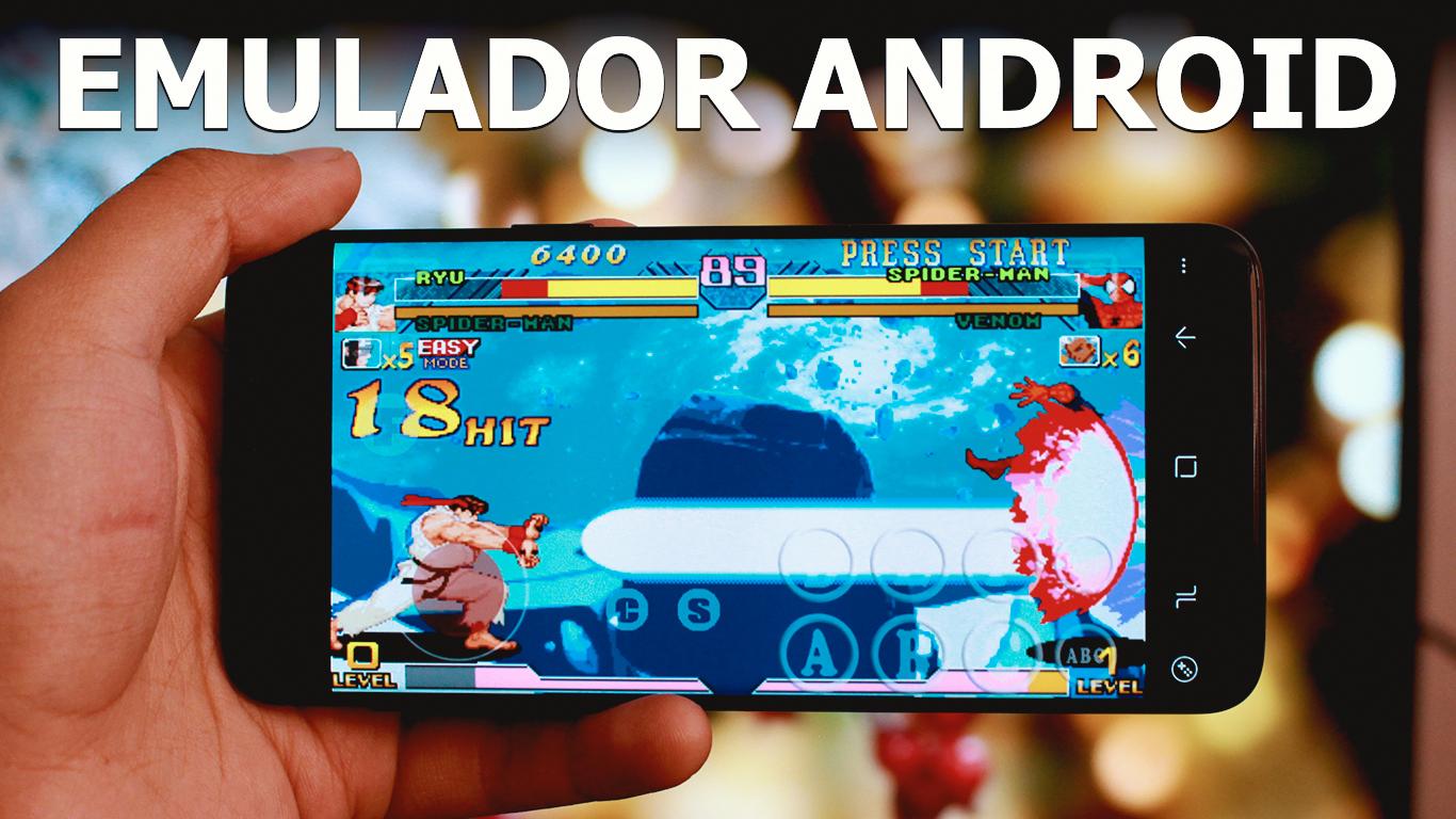 El Mejor Emulador De Juegos Para Android 2019 Jeac Androidjeac
