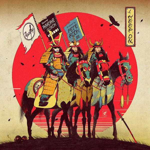 Apathy - I Keep on - Single (feat. Pharoahe Monch & Pete Rock) - Single Cover