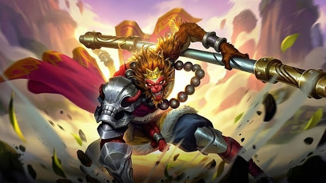 Sun Mongkey King Rework Mobile Legends Wallpapers