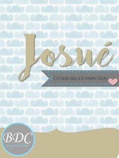 Diario de estudio para chicas adolescentes del libro de Josué