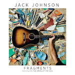 "Jack Johnson - Fragments (From ""The Smog of the Sea"") - Single Cover"